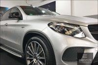 Mercedes GLE finish Bilder
