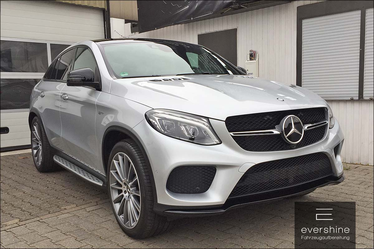 Finishbilder Mercedes GLE