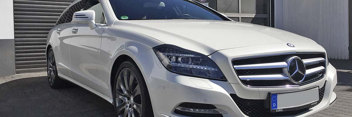 Mercedes CLA Aufbereitet