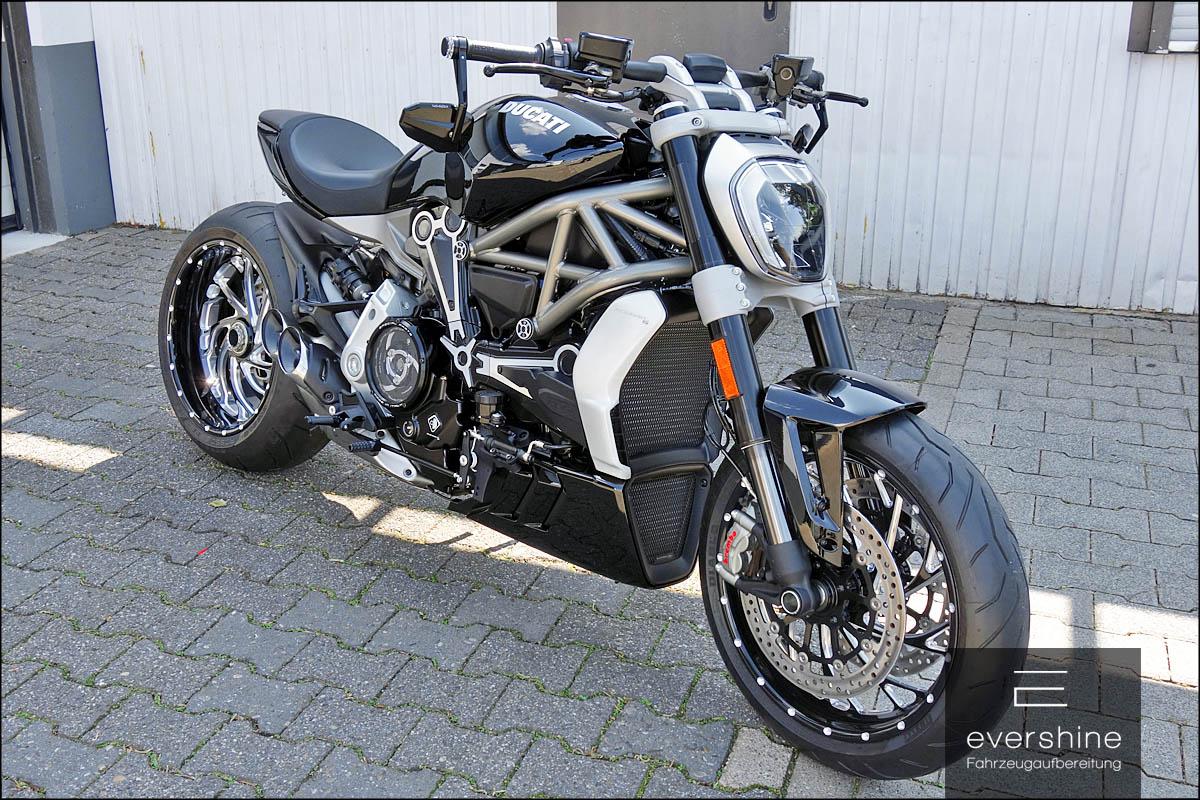 motorradversiegelung-ducati-xdiavel-keramikversiegelung