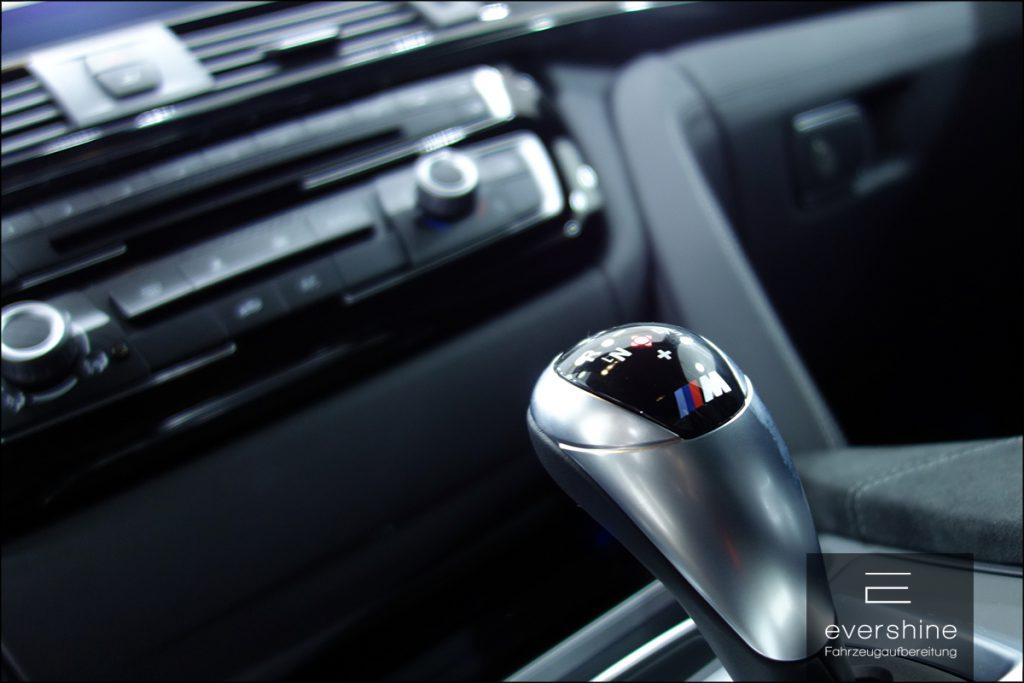 Interieur BMW M4 Innenreinigung